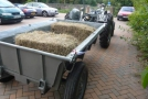 30cwt Tipping Trailer