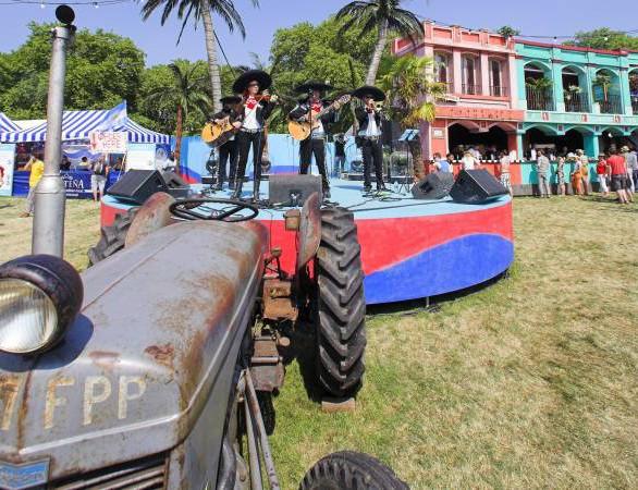 Hyde Park music festival